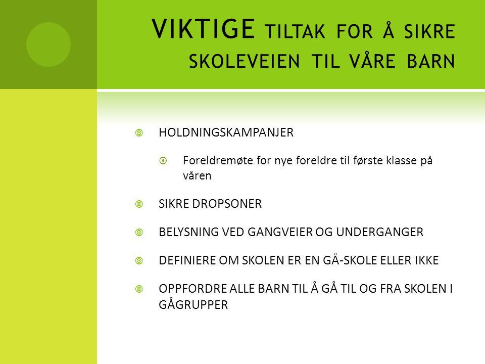 K ONTAKT PERSONER O SLO P OLITI - M AJORSTUA  Eirik Ueland er trafikkansvarlig/trafikk-kontakt ved Majorstua Politikammer.