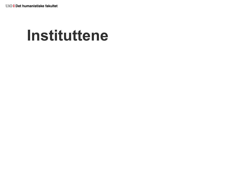 Instituttene