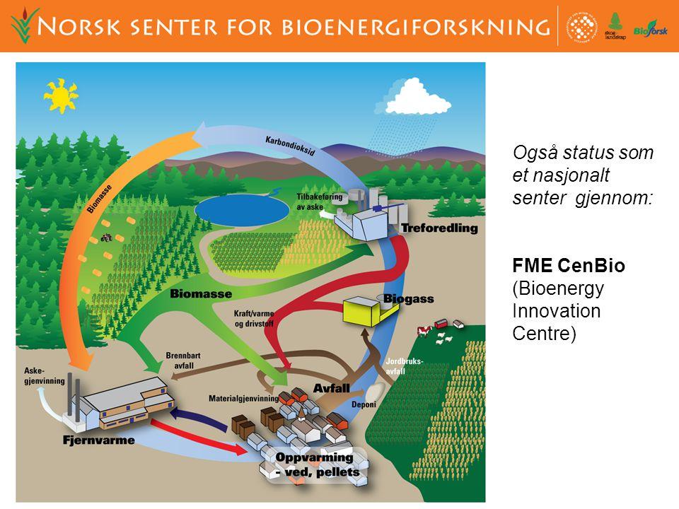 Beslutningsgrunnlag Se sammenhenger med andre energi- og miljøtiltak Se hele verdikjeder, tenk langt nok..