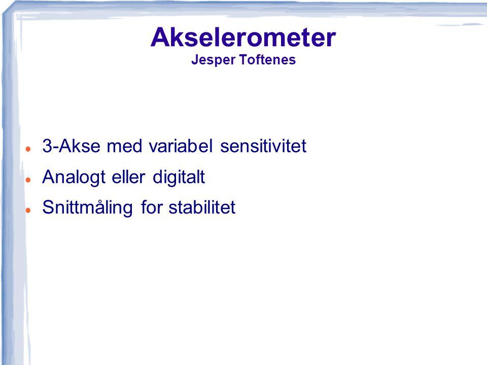 Two-wire digitalt kompass Øyvind A. Sandberg Hal-biblioteket Vanskelig å debugge med ekstern enhet