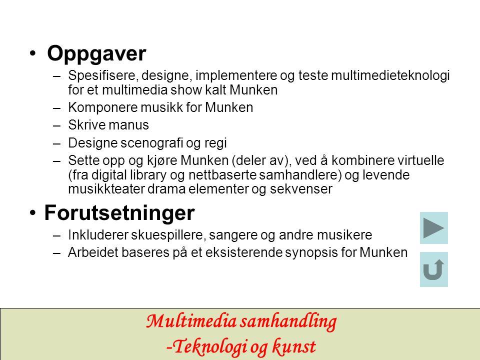 Kontakt –Facilitator team Landsbyleder: Leif Arne RønningenLeif Arne Rønningen Assistent: