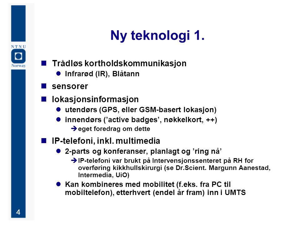 4 Ny teknologi 1.