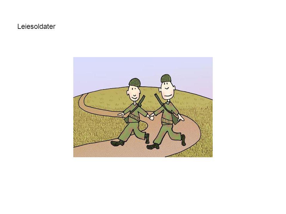 Leiesoldater