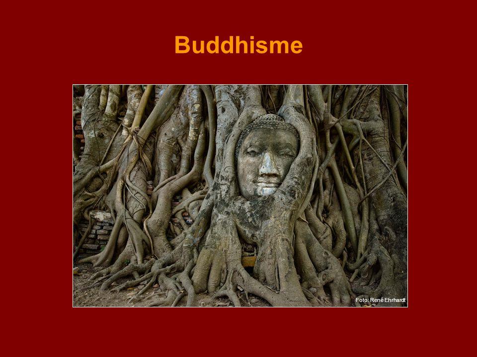 Buddhisme Buddhismen er blant verdens største religioner.