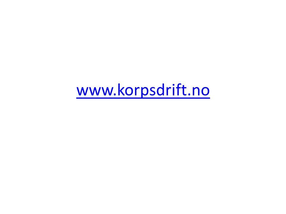 www.korpsdrift.no