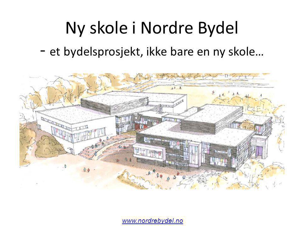Ny skole i Nordre Bydel Hvem er vi, beboere i Nordre bydel.