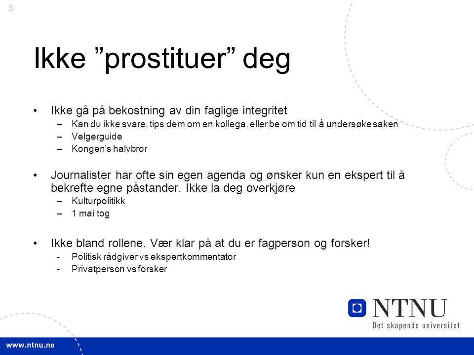 """5 Ikke """"prostituer"""" deg Ikke gå på bekostning av din faglige integritet –Kan du ikke svare, tips dem om en kollega, eller be om tid til å undersøke sa"""