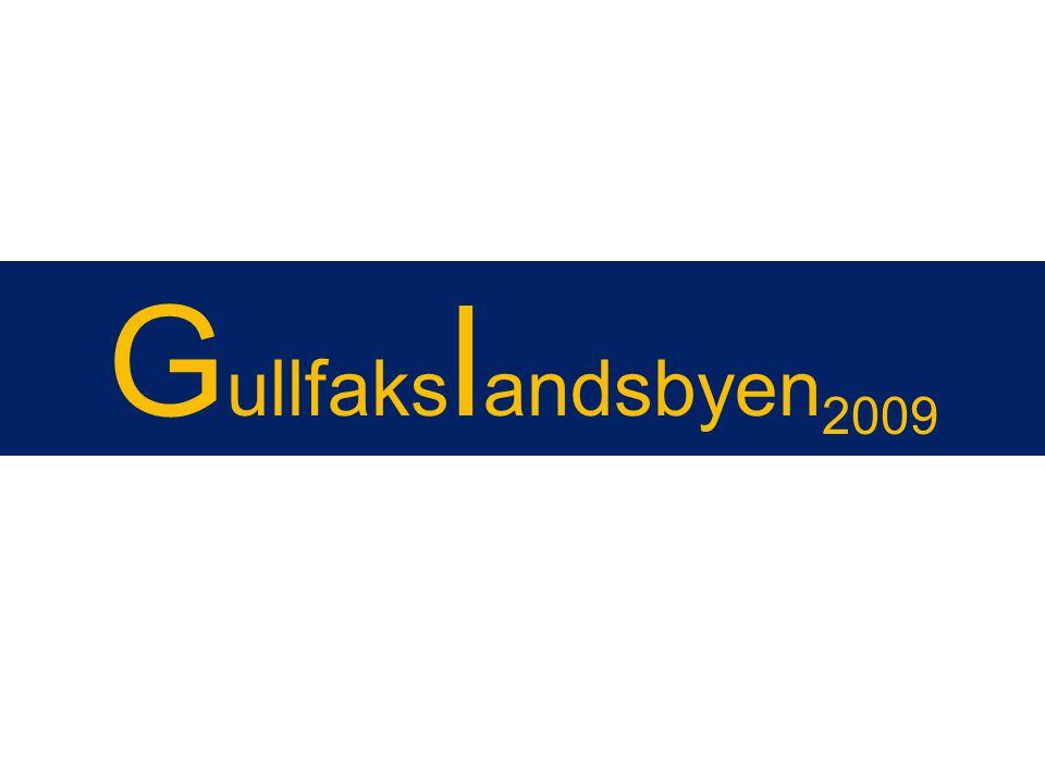 G ullfaks l andsbyen 2009