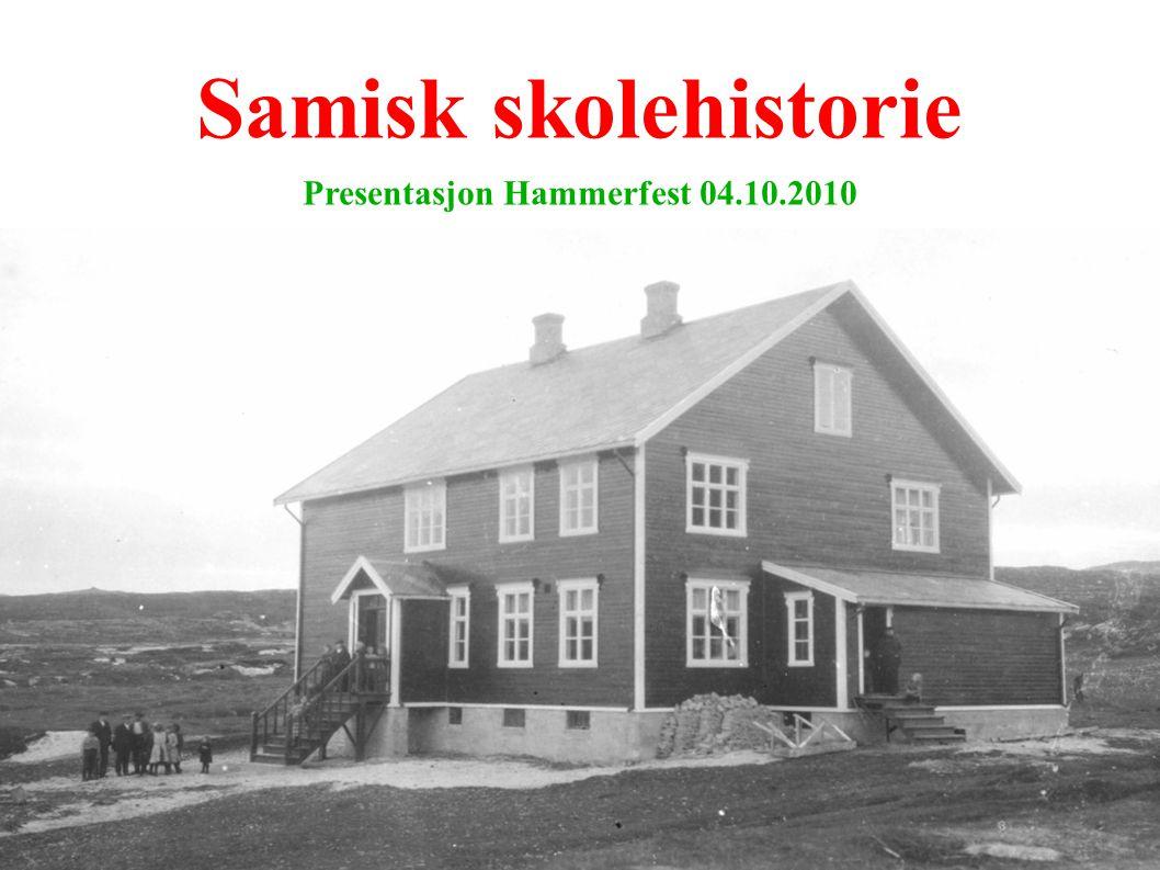 Statsinternat og kommunale internat I Sørøysund to statsinternat, Kårhamn, 1916 og Fjordtun 1928.