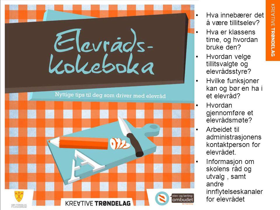 Meny Elevrådsdrift Medbestemmelse i opplæringen Vurdering Elevenes arbeidsmiljølov (OLL §9a) Elevombudet.no