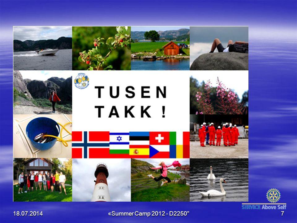 18.07.2014«Summer Camp 2012 - D2250