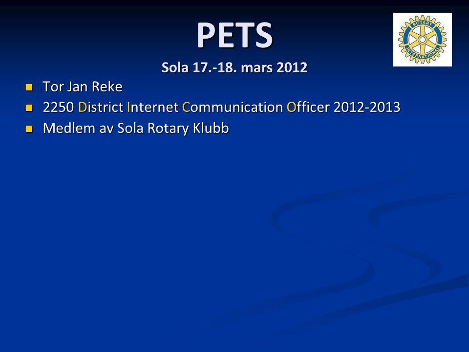 PETS Sola 17.-18.