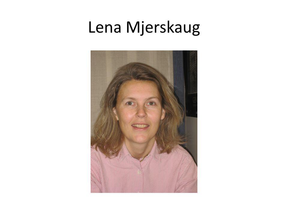 Lena Mjerskaug