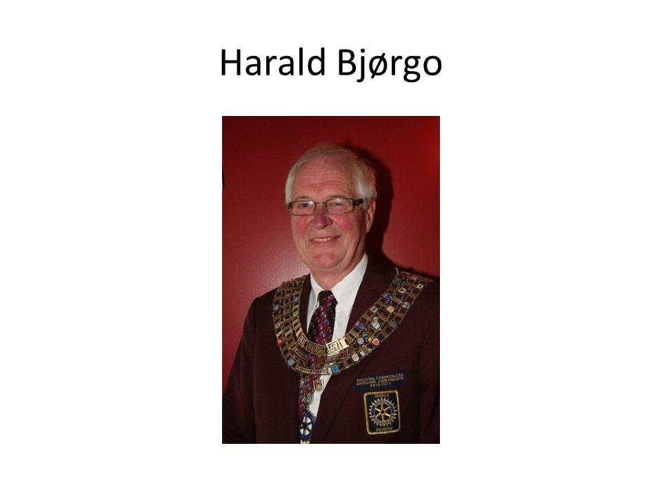 Harald Bjørgo