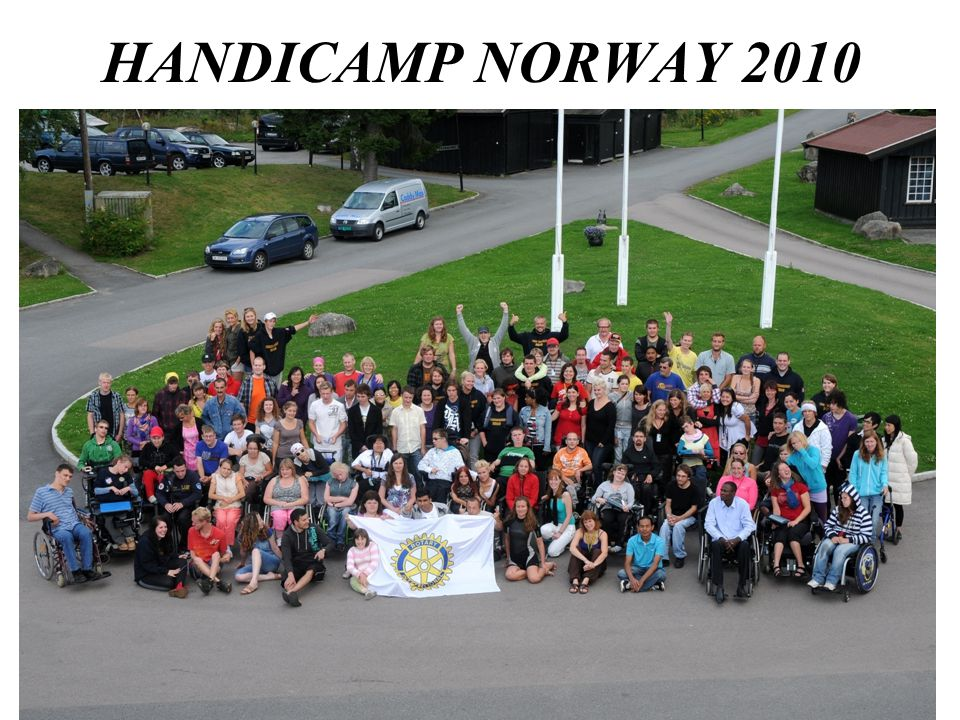 HANDICAMP NORWAY 2010