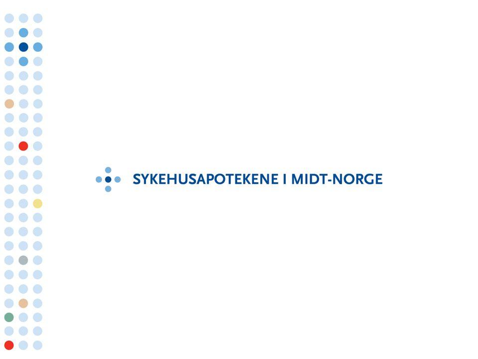 2 Nasjonalt samarbeid om IMM Ane Horvei Andersen, fungerende fagsjef Sykehusapotekene i Midt-Norge HF Silje Engdal Ørnes, fungerende avdelingssjef farmasøytisk tjenester, Sykehusapoteket Oslo, Sykehusapotekene HF