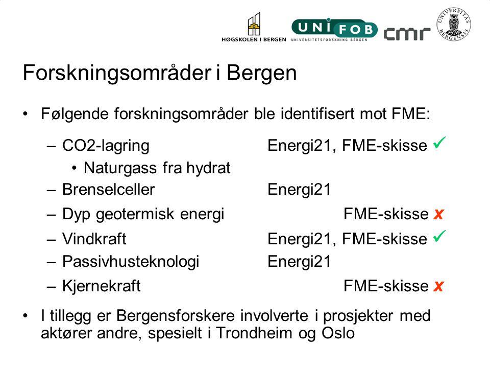 Forskningssenter i geotermisk energi.