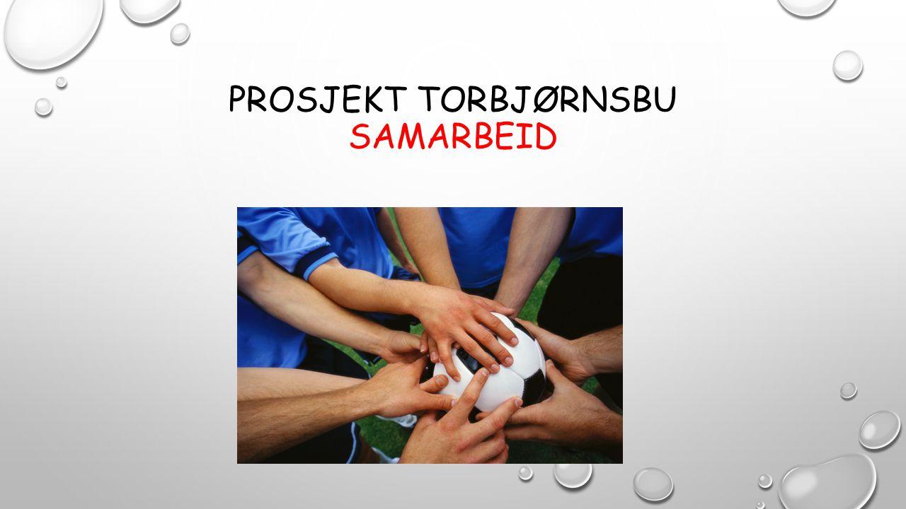 PROSJEKT TORBJØRNSBU SAMARBEID