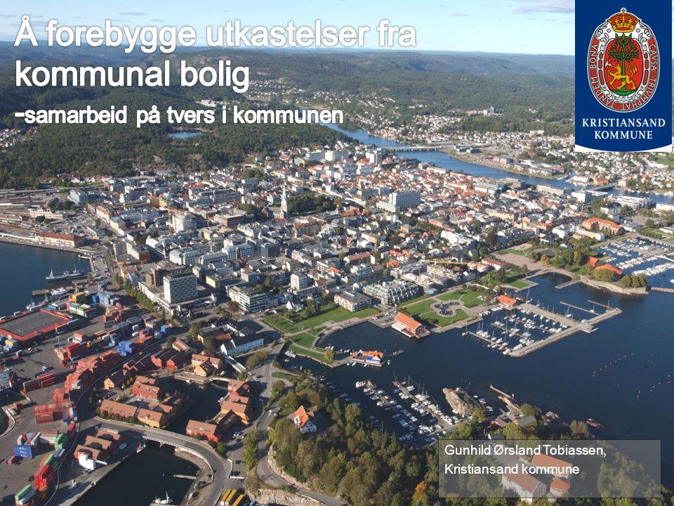 Gunhild Ørsland Tobiassen, Kristiansand kommune