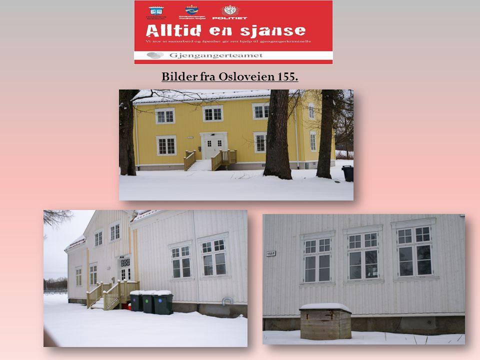 Bilder fra Osloveien 155.