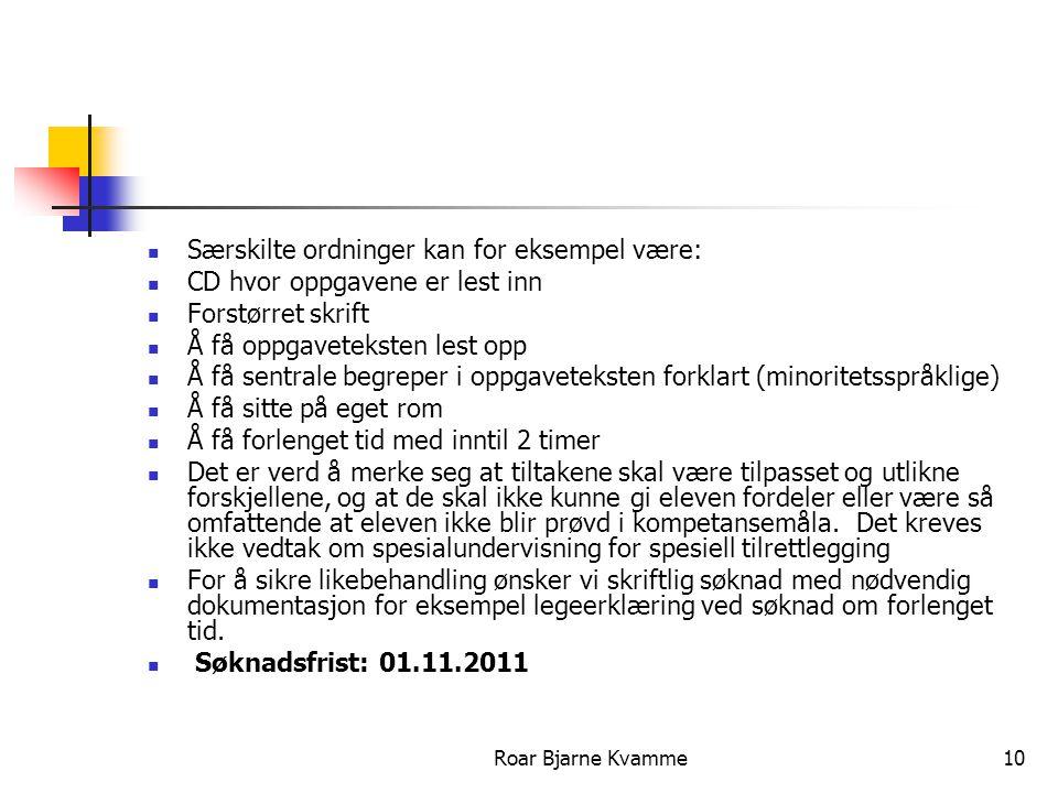 Roar Bjarne Kvamme11 Smestad på nett.Hjemmesiden vår.