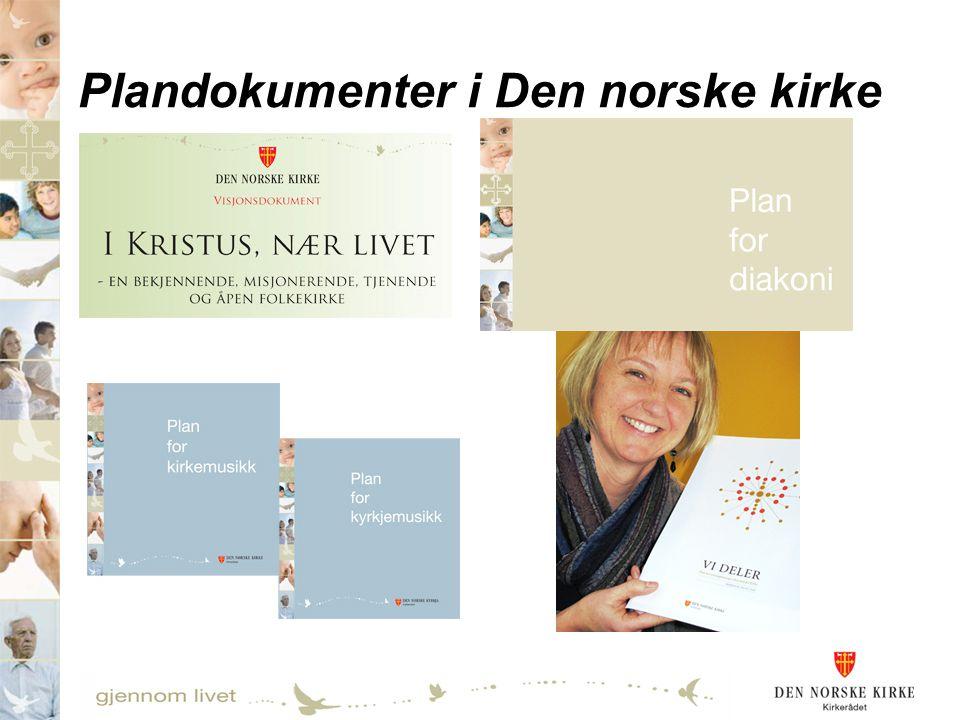 Plandokumenter i Den norske kirke