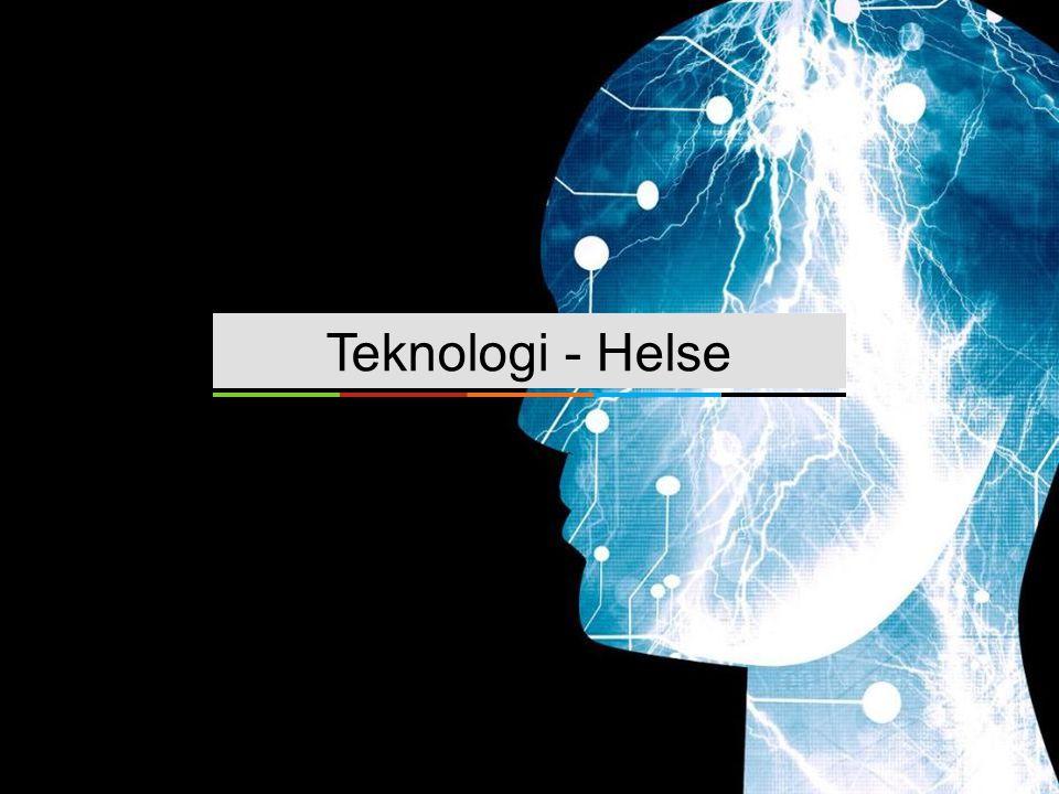 Teknologi - Helse
