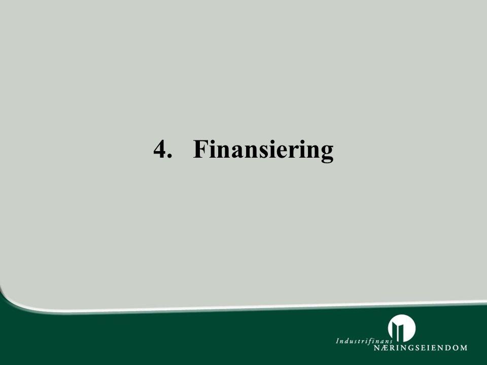 4. Finansiering