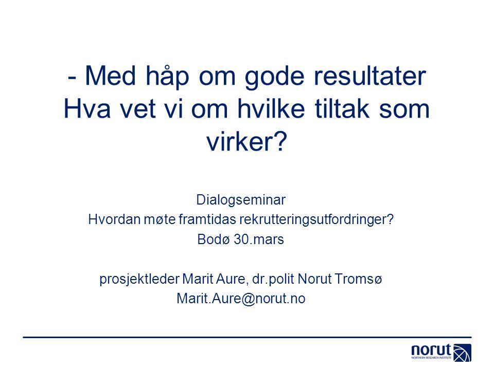 Flytt til Hardanger hjemmeside, kommunegruppe -vertskap, samling tjenestetorgtilsatte, rekruttering og integrering av tilflyttere treff for utflyttere Snudd flyttestrømmen.