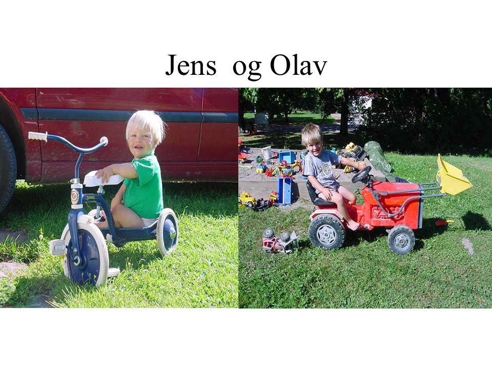 Jens og Olav