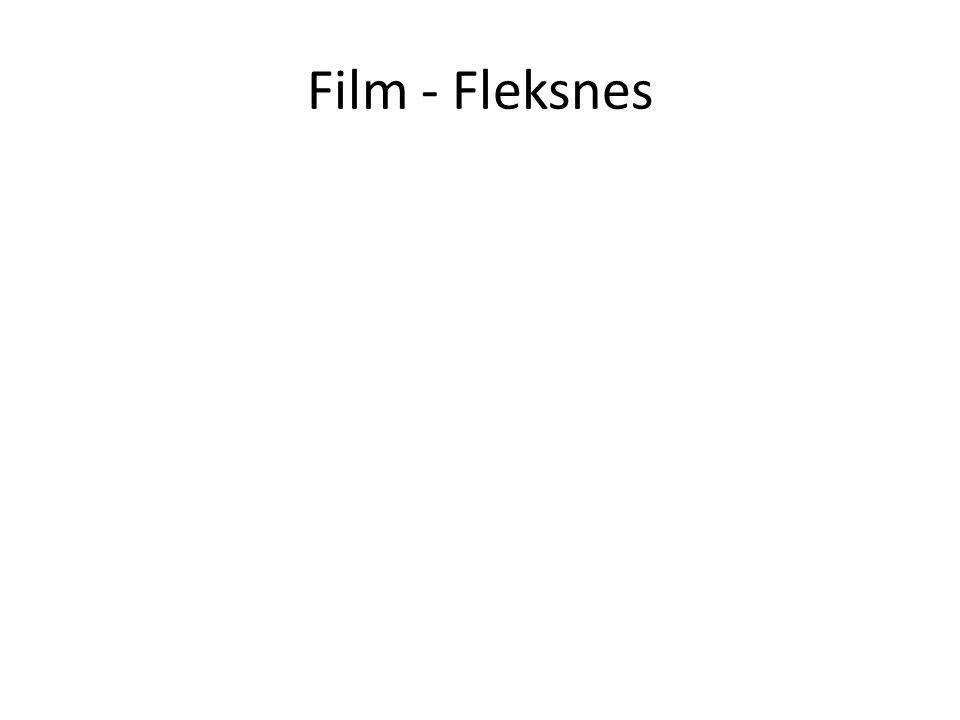 Film - Fleksnes