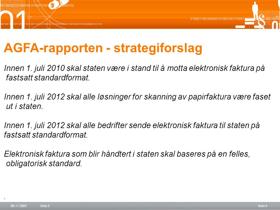 Side 3 AGFA-rapporten - strategiforslag Innen 1.