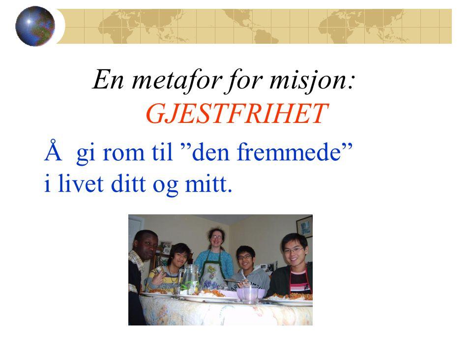 Samarbeid Menighet og Misjon