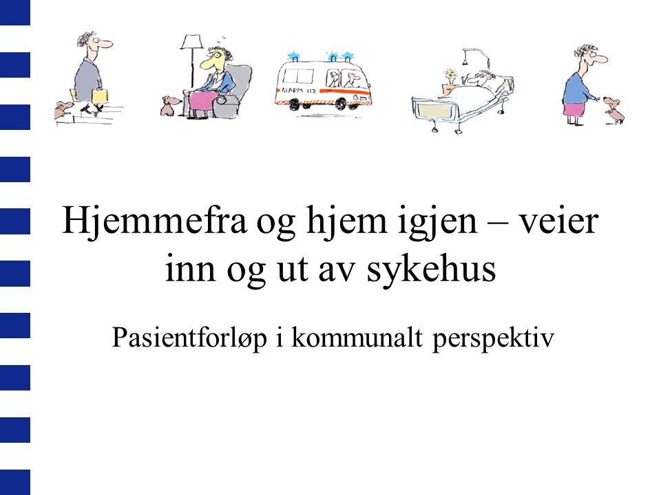 PasientTrygghetsavdelingFastlege Hjem / hjemmetjenester Sykehus Legevakt med observasjonspost HjemSykehus