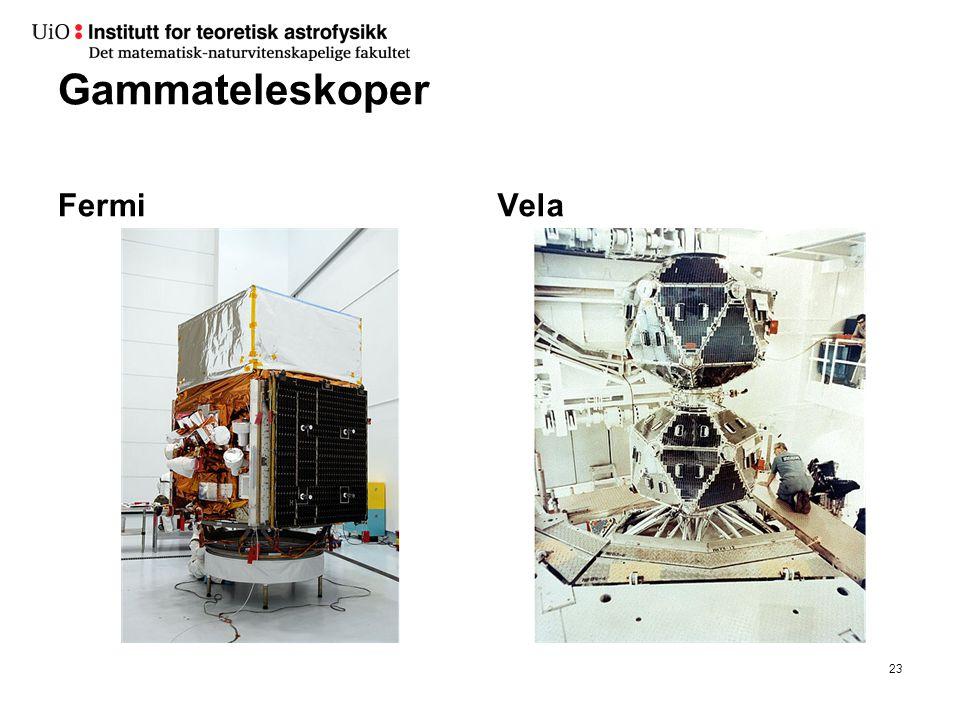 Gammateleskoper FermiVela 23
