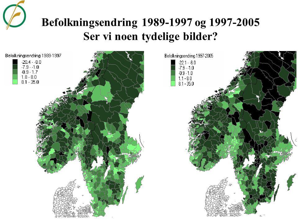 Infrastruktur og regional utvikling Eksisterende næringsliv prioriterer oftest godstransport og veginvesteringer Flere svenske og norske analyser tillegger persontransport større vekt Infrastrukturen bidrar til regionforstørring og regionsammenkopling Stimulerer økonomisk aktivitet i en region og skaper attraksjon Gode kommunikasjoner – en nødvendig, men ikke tilstrekkelig, betingelse Infrastruktur – kan skape (og splitte) regioner Bærekraftig regional utvikling gjennom økt mobilitet – hva med miljø og likestilling
