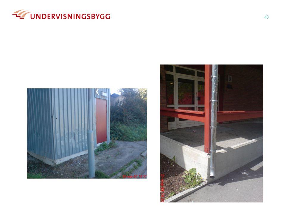 Produkter som ikke egner seg utendørs i Norge 41