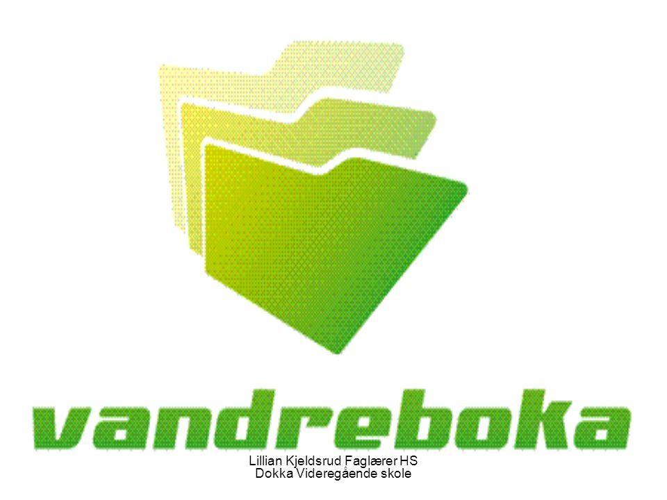 Intensjonene i Vandreboka er å benytte mappevurdering som metodikk gjennom hele det fireårige løpet for lettere å få en helhet i opplæringen i skole og bedrift.