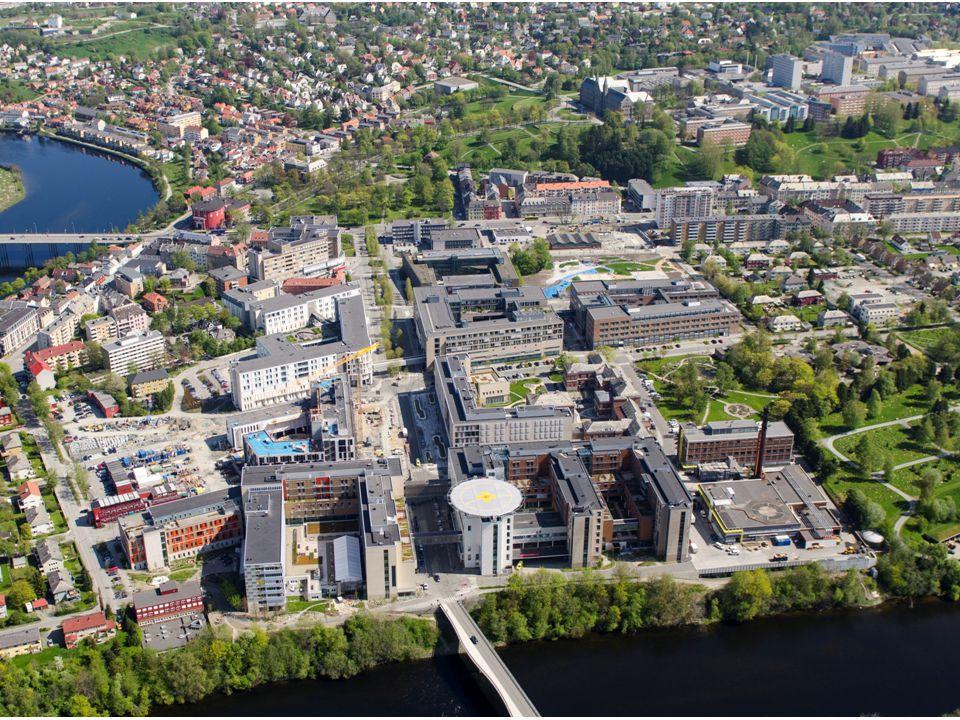 Nytt universitetssykehus – St. Olavs Hospital