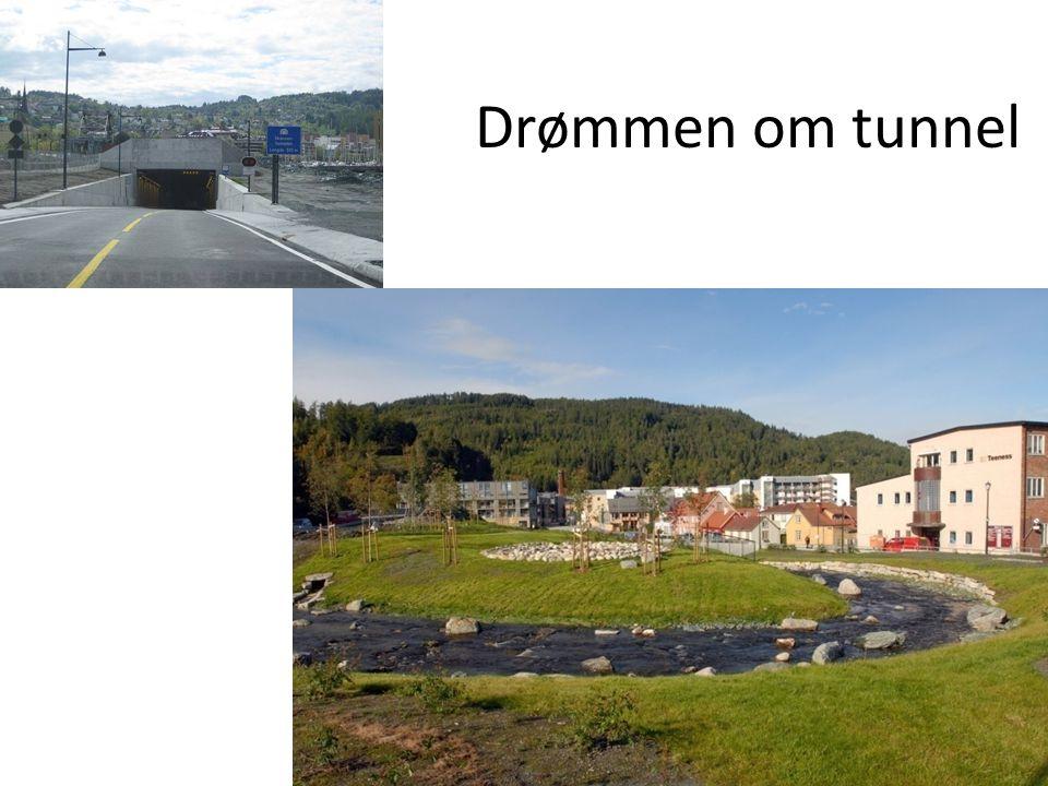 Drømmen om tunnel