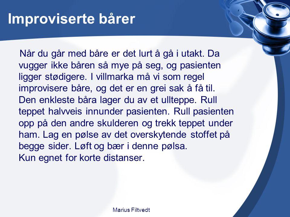 Hvordan personvarmeren fungerer: Marius Filtvedt