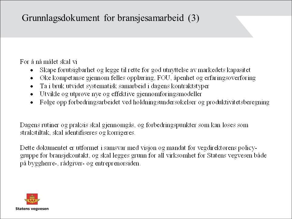 Grunnlagsdokument for bransjesamarbeid (3)
