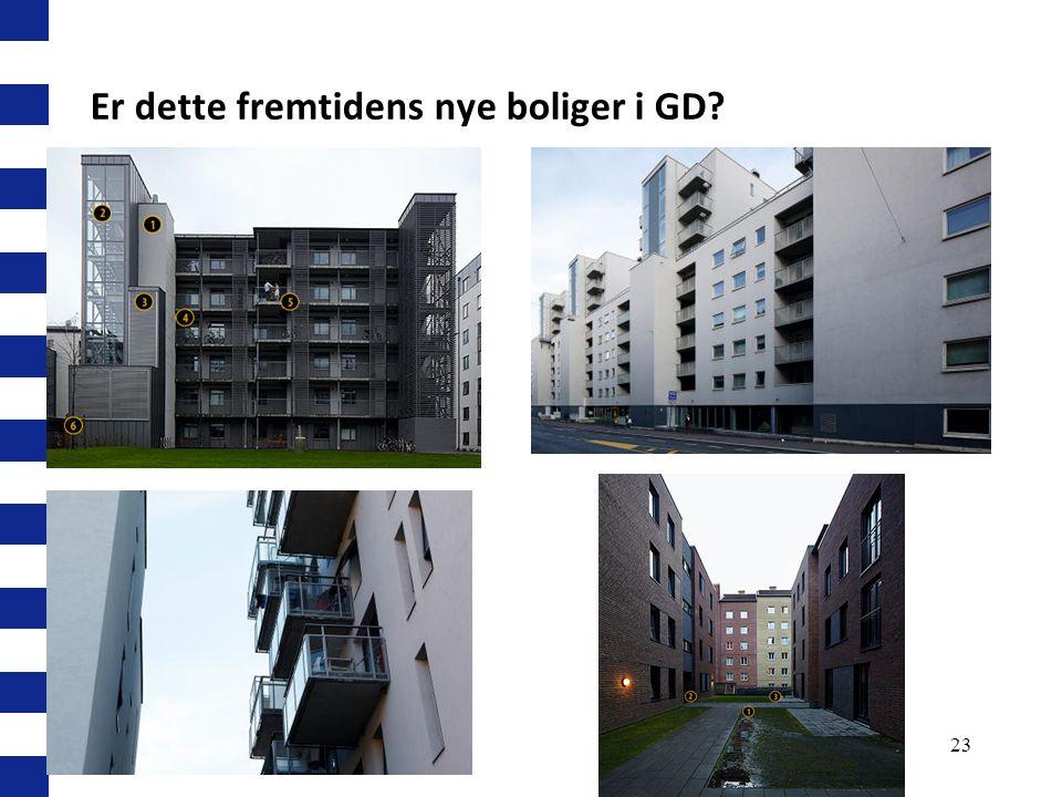 23 Er dette fremtidens nye boliger i GD?