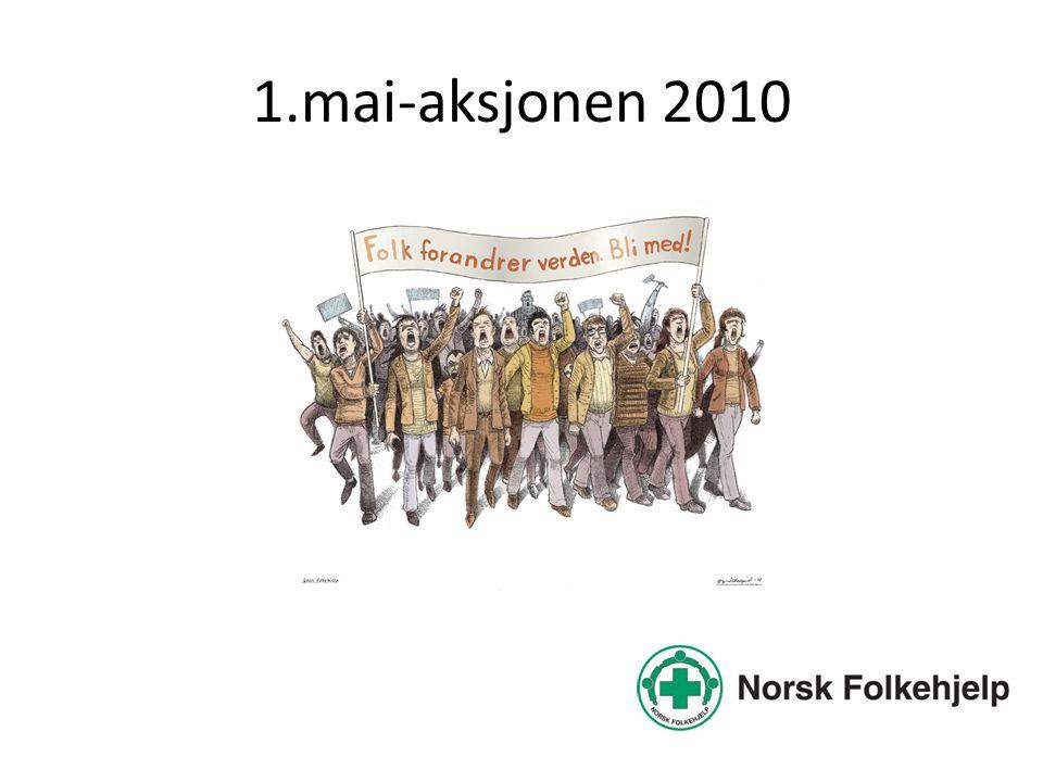 1.mai-aksjonen 2010