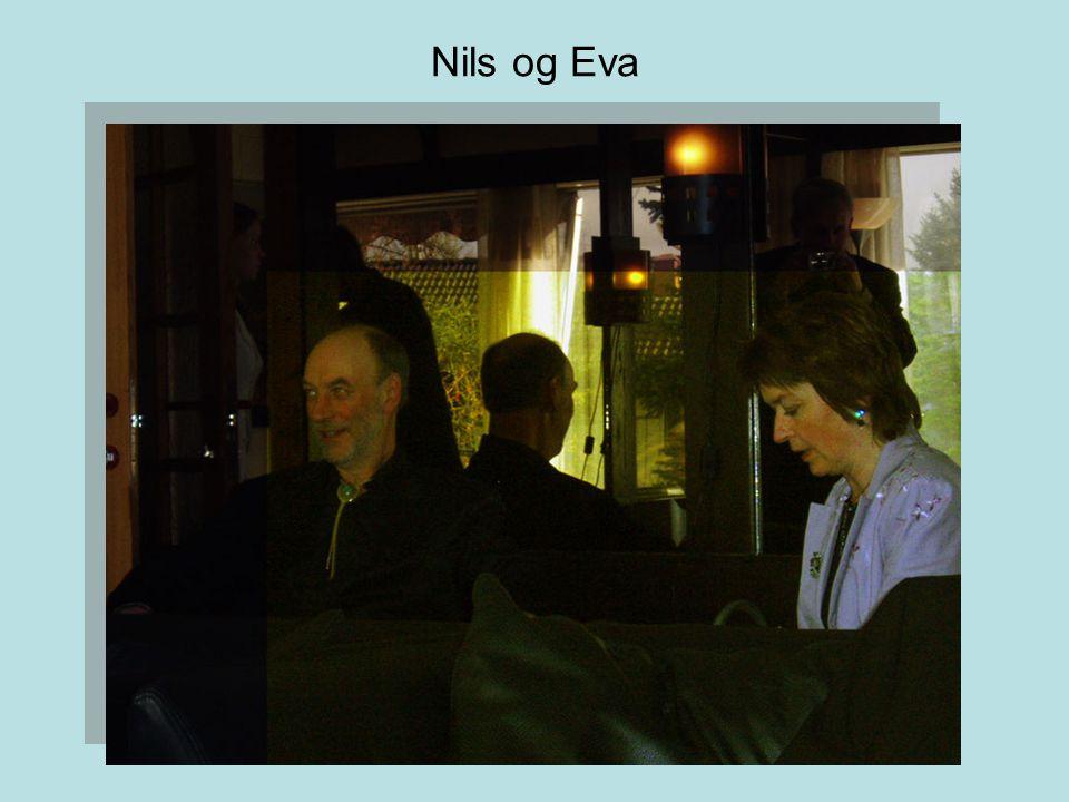 Nils og Eva