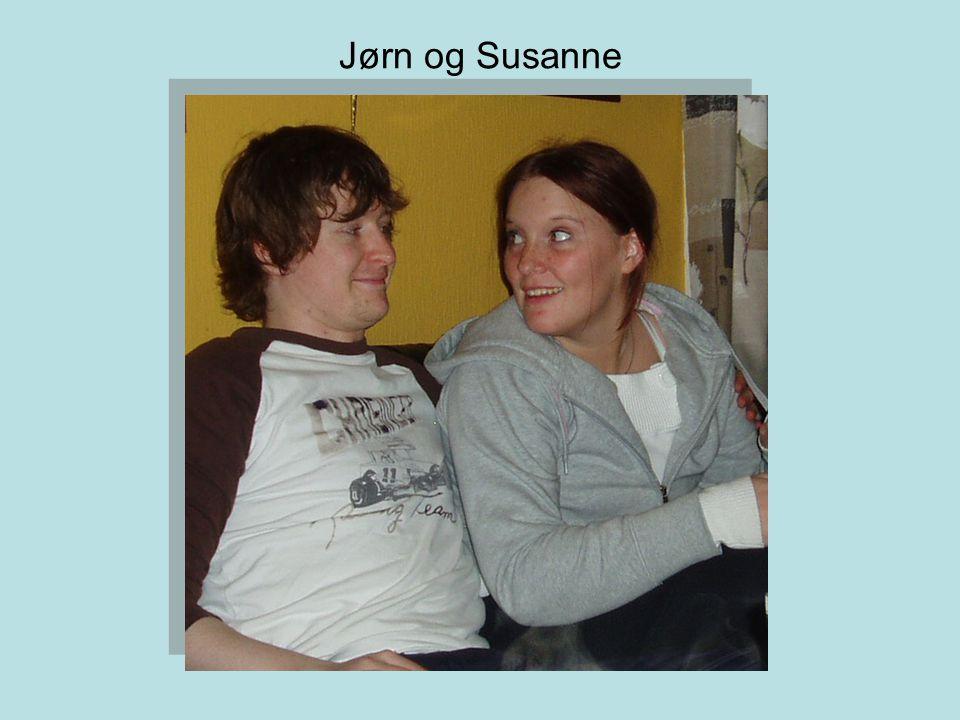 Jørn og Susanne