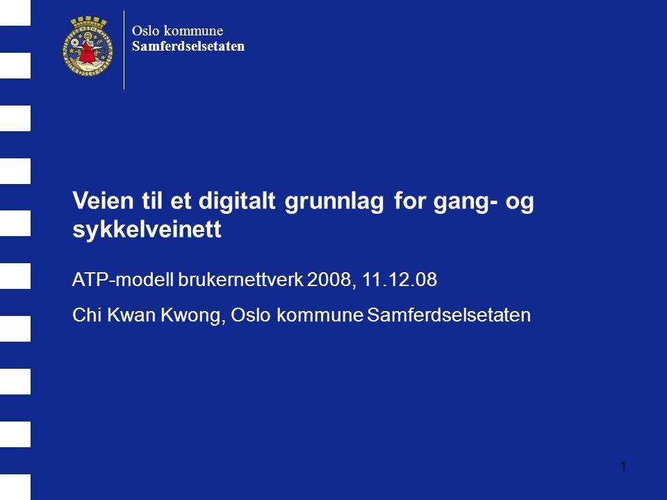 12 Oslo kommune Samferdselsetaten