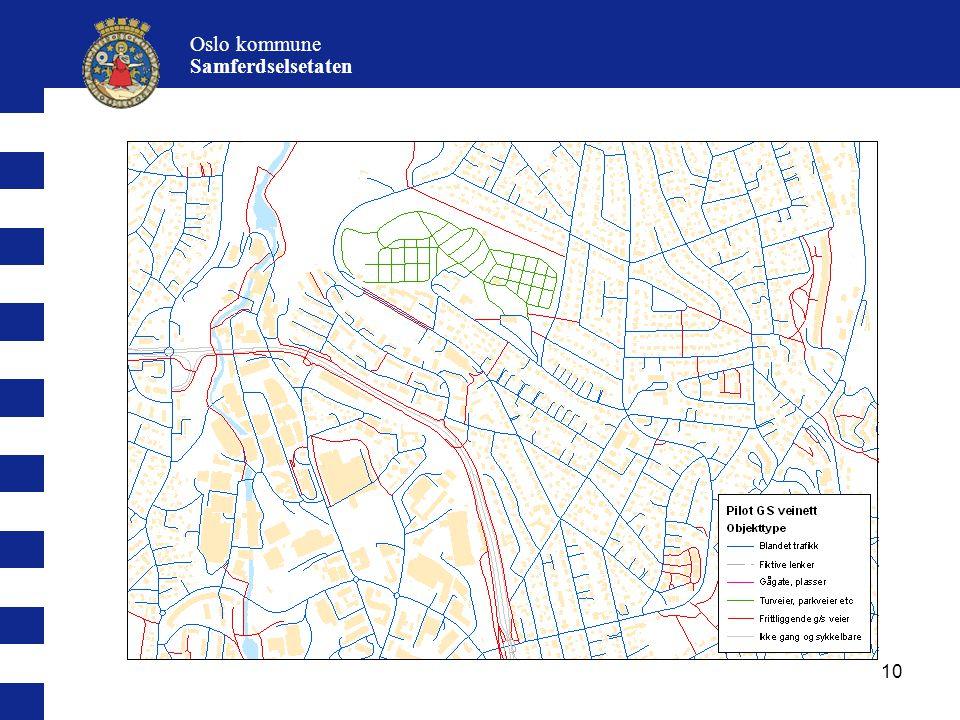 10 Oslo kommune Samferdselsetaten