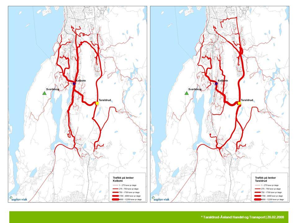 ° Taraldrud-Åsland Handel og Transport | 20.02.2008