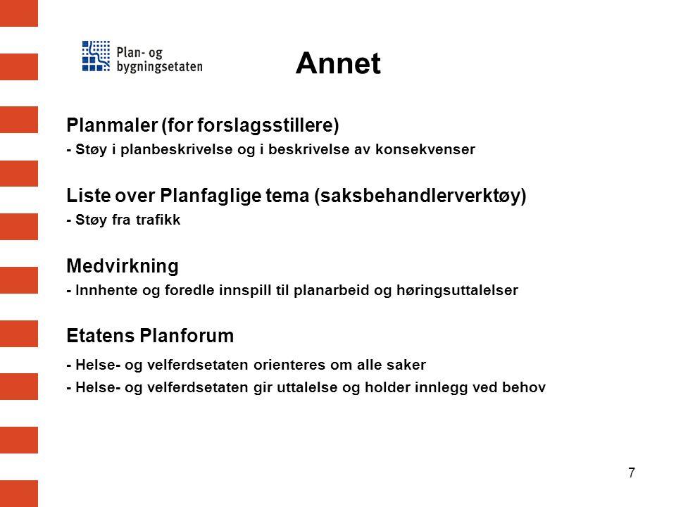 8 Helhetsprinsipp for Allmenninger og parker.